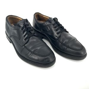 Bostonian Black Leather Flexlite Lace-up Oxford
